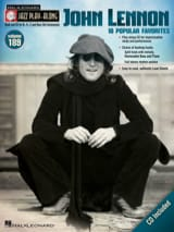 John Lennon - Jazz Play-Along Volume 189 - John Lennon - Partition - di-arezzo.fr