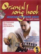 Oriental Songbook - Qaïs Saadi - Partition - laflutedepan.com