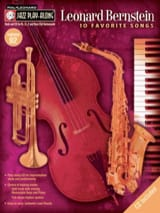 Jazz Play-Along Volume 92 - Leonard Bernstein laflutedepan.com