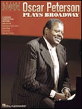 Oscar Peterson - Oscar Peterson Plays Broadway - Partition - di-arezzo.fr