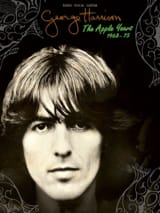 George Harrison - George Harrison - The Apple Years (1968-1975) - Partition - di-arezzo.fr