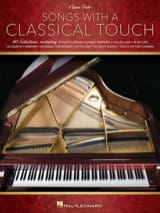 Songs with a Classical Touch - Partition - laflutedepan.com