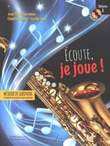 FOURMEAU - BOULAY - LEHN - Listen, I'm playing! Volume 1 - Saxophone - Sheet Music - di-arezzo.co.uk