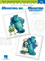 DISNEY / PIXAR - The Monsters Collection - Monstres et Cie & Monstres Academy - Partition - di-arezzo.fr