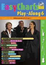 Easy charts play-along volume 6 Partition laflutedepan.com
