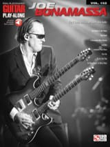 Joe Bonamassa - Joe Bonamassa Guitar Play-Along Volume 152 - Sheet Music - di-arezzo.co.uk