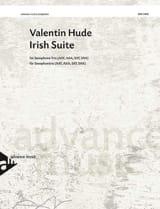 Valentin Hude - Irish Suite - Partition - di-arezzo.fr