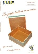 Yves Carlin & Claudy Mahieu - La Petite Boite à Souvenirs - Partition - di-arezzo.fr