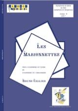 Les Marionnettes René Potrat Partition laflutedepan.com