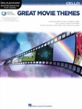 Great Movie Themes - Partition - Violoncelle - laflutedepan.com