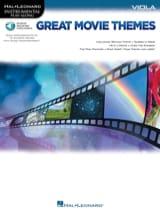 Great Movie Themes Partition Alto - laflutedepan.com