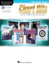 Chart Hits - Partition - Saxophone - laflutedepan.com