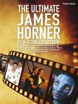 James Horner - The Ultimate James Horner Film Score Collection - Partition - di-arezzo.fr
