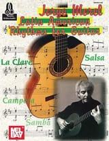 Latin American Rhythms For Guitar Jorge Morel laflutedepan.com