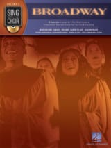 Sing With The Choir Volume 2 - Broadway Partition laflutedepan.com