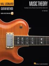 Guitar Method: Music Theory Tom Kolb Partition Guitare - laflutedepan