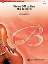 We're Off to See The Wizard Le Magicien d'Oz laflutedepan.com
