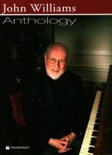 Anthology John Williams Partition Musiques de films - laflutedepan.com