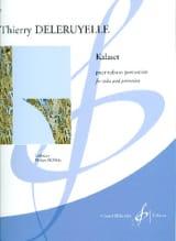 Kalaset Thierry Deleruyelle Partition Tuba - laflutedepan.com