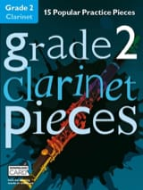 Grade 2 Clarinet Pieces Partition Clarinette - laflutedepan.com