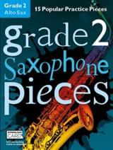 Grade 2 Alto Saxophone Pieces Partition Saxophone - laflutedepan.com