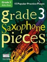 Grade 3 Alto Saxophone Pieces Partition Saxophone - laflutedepan.com