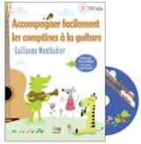 - Accompagner facilement les comptines à la guitare - Livre - di-arezzo.fr