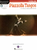 Astor Piazzolla - Piazzolla Tangos - Partition - di-arezzo.fr
