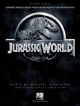Jurassic World - Michael Giacchino - Partition - laflutedepan.com