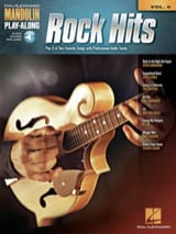 Mandolin Play-Along Volume 6 Rock Hits - laflutedepan.com