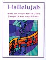 Hallelujah Leonard Cohen Partition Harpe - laflutedepan.com