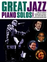 Great Jazz Piano Solos - Book 2 Partition Jazz - laflutedepan.com
