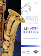 My Very First Rag Sébastien Troendlé Partition laflutedepan.com