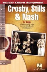 Crosby, Stills & Nash - Guitar Chord Songbook - Partition - di-arezzo.fr