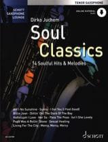 Soul Classics Partition Saxophone - laflutedepan.com