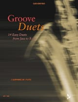 Groove Duets Claus Henry Koch Partition Saxophone - laflutedepan