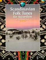 Scandinavian Folk Tunes for Accordion Traditionnel laflutedepan.com