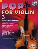 Pop for Violin Volume 3 - Unchained Melody - laflutedepan.com