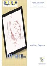 Anthony Cazeaux - Et l'eau dit - Partition - di-arezzo.fr