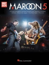 Maroon 5 - Maroon 5 - Easy Guitar - Partition - di-arezzo.fr