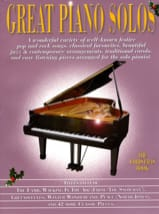 Noël - Great Piano Solos - The Christmas Book - Sheet Music - di-arezzo.co.uk