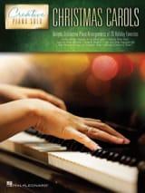 Creative Piano Solo - Christmas Carols Partition laflutedepan.com