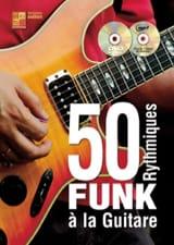 50 Rythmiques Funk A La Guitare Benjamin Barrier laflutedepan.com