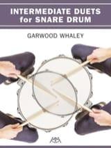 Intermediate Duets for Snare Drum Garwood Whaley laflutedepan.com