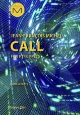 Call - Jean-François Michel - Partition - Trompette - laflutedepan.com