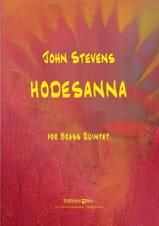 Hodesanna - John Stevens - Partition - laflutedepan.com
