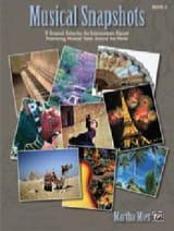 Martha Mier - Musical Snapshots Book 2 - Sheet Music - di-arezzo.co.uk