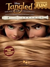 DISNEY - Raiponce / Tangled - Recorder Fun! - Partition - di-arezzo.fr