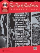 Top Pop & Rock Hits Instrumental Solos-MP3 - laflutedepan.com
