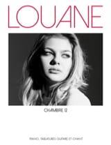 Chambre 12 Louane Partition Chansons françaises - laflutedepan.com